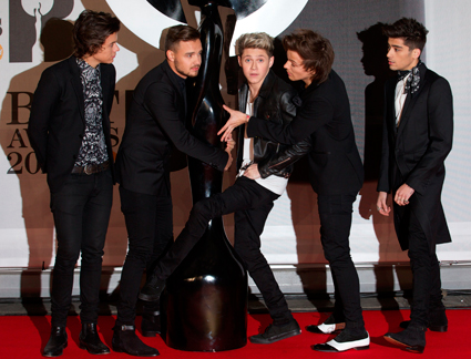 One Direction talk Twitter rules - One Direction images - sugarscape.com