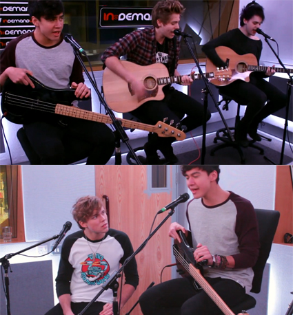 5 Seconds of Summer - 5 Seconds of Summer images - sugarscape.com