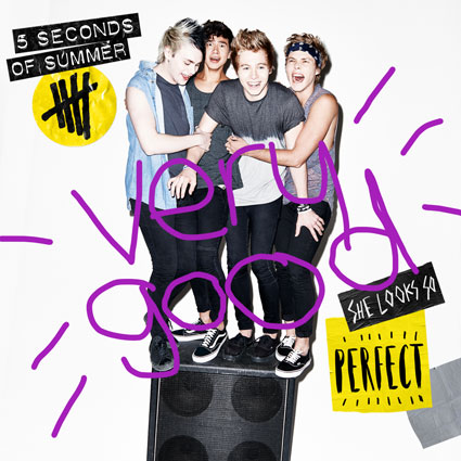 5 Seconds of Summer thank fans - 5 Seconds of Summer images - sugarscape.com