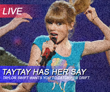 Taylor Swift Fake Celebrity Blog Images Sugarscape