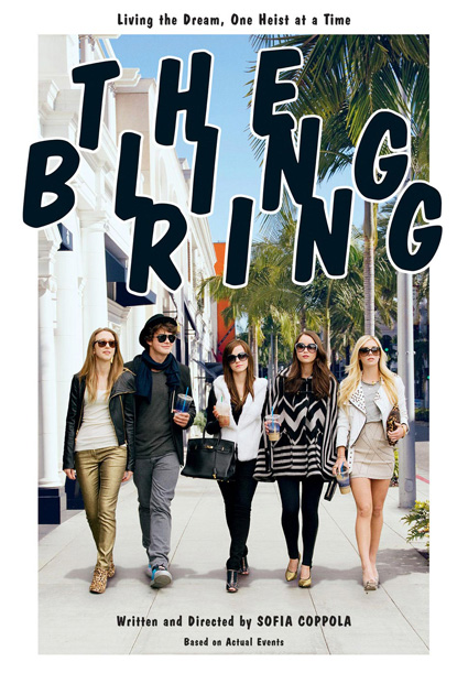 Film review: The Bling Ring starring Emma Watson and Isreal Broussard