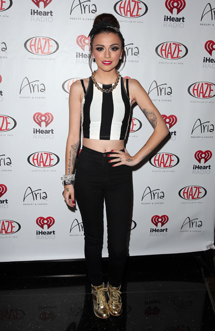 Cher Lloyd iHeartRadio party - Cher Lloyd images - sugarscape.com