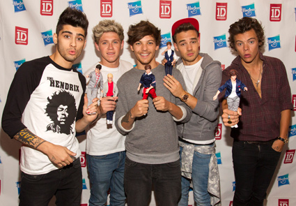 One Direction album listening party - One Direction images - sugarscape.com
