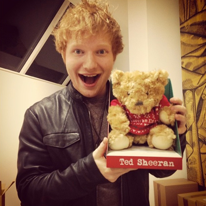 Ed Sheeran - Ed Sheeran images - sugarscape.com