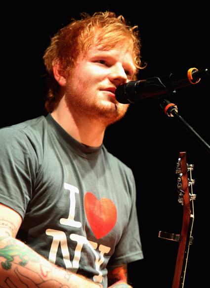 Ed Sheeran - Ed Sheeran images - sugarscape.com