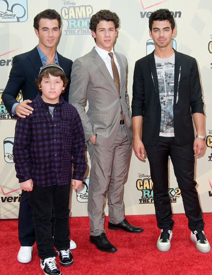 Frankie Jonas on Jonas Brother split drama - Jonas Brothers images - sugarscape.com