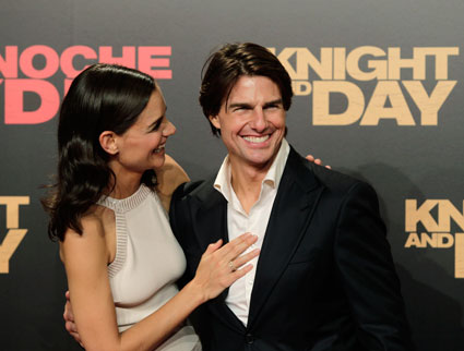 Katie Holmes allegedly worried she is being followed by Scientologist spies