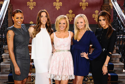 The Spice Girls to play Olympic Closing ceremony?