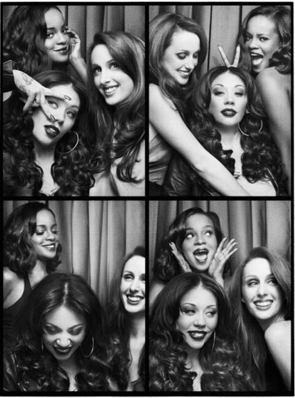 Original Sugababes Mutya Buena, Keish Buchanan and Siobhan Donaghy are back together as Mutya Keisha Siobhan