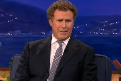 Will Ferrell cries over Robert Pattinson and Kristen Stewart break up live on Conan