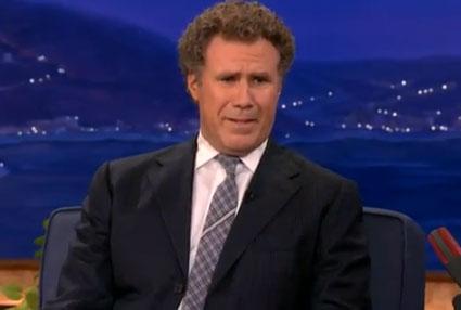 Will Ferrell cries over Robert Pattinson and Kristen Stewart break up live on Conan