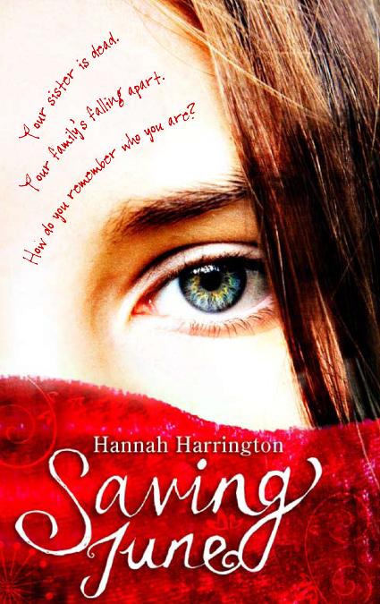 Sugarcape summer reads - Saving June by Hannah Harrington