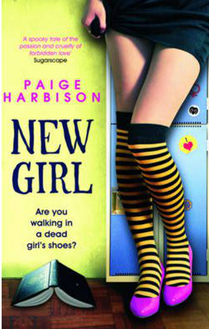 Sugarscape summer reads - New Girl by Paige Harbison