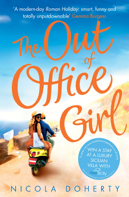 The Out of Office Girl - Nicola Doherty