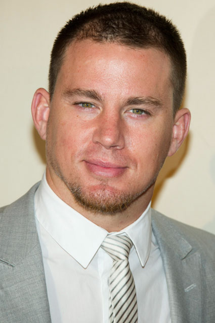 Channing Tatum Magic Mike Musical
