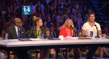 X Factor USA promo