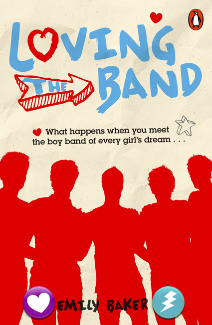 One Direction fan-fiction author Emily Baker's debut novel Loving The band - free download
