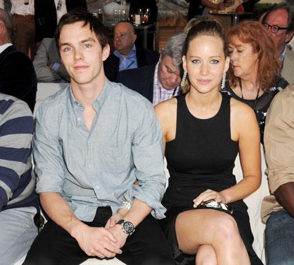 Jennifer Lawrence and Nicholas Hoult still together - Images - Sugarscape.com