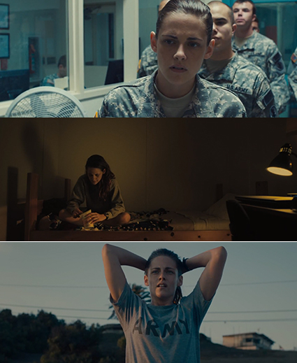 Kristen Stewart in camp x-ray - images- sugarscape.com