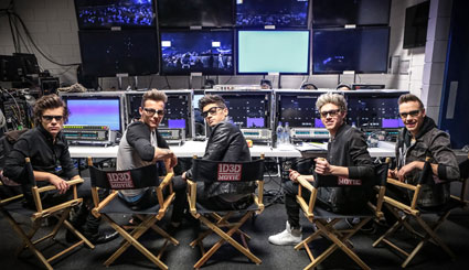 One Direction confirm movie sequel - One Direction images - sugarscape.com