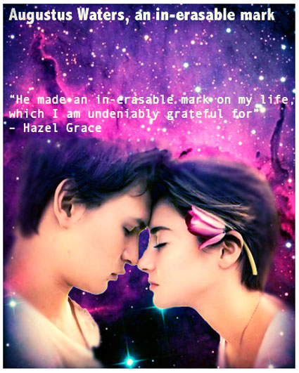 Top 5 TFiOS fan fics - Images - Sugarscape.com