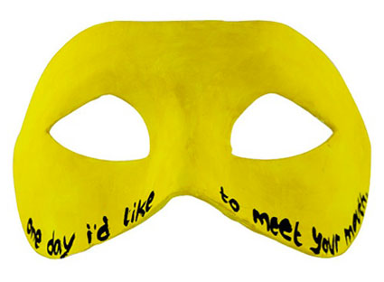 Harry Styles designs a mask for charity Great Ormond Street Charity with Daphne's - Images - Sugarscape.com