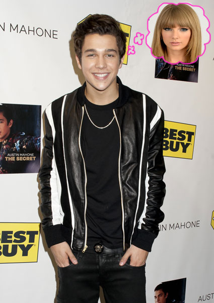 """who is austin mahone really dating Rumors about austin mahone and becky g dating have been dominating the social media airwaves for the past few weeks, and austin confirmed the rumors yesterday in an interview with mtv news when asked about his dating status and whether he was actually dating becky g, austin replied, """"yeah, you could say we're dating we're dating."""