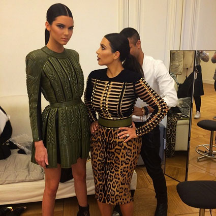 Kim and Kendall