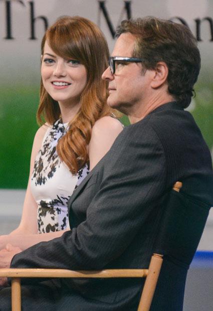 Emma and Colin