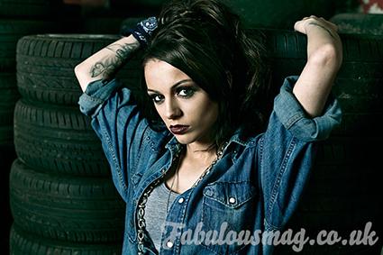 Cher Lloyd talks X Factor to Fabulous magazine - images - sugarscape.com