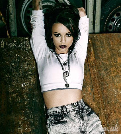Cher Lloyd talks X Factor to fabulous magazine - images - sugarscape.com
