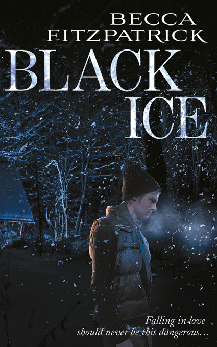 Becca Fitzpatrick Black Ice book cover reveal - Images - Sugarscape.com
