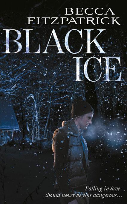Becca Fitzpatrick Black Ice book cover reveal - Images - Sugarscape.com