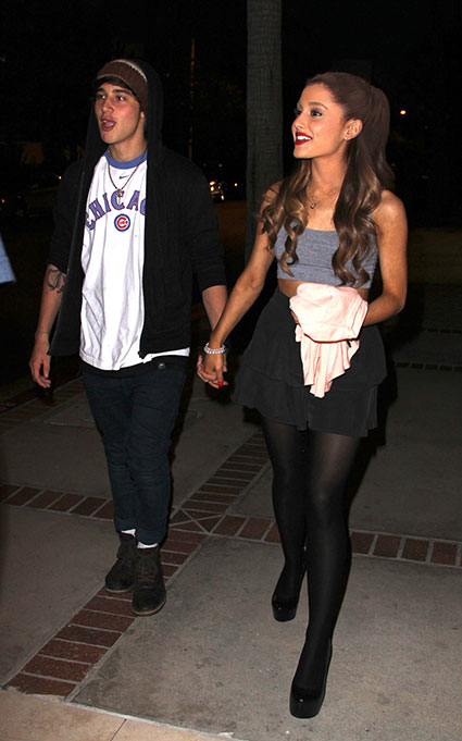Ariana Grande and Janoskians boyfriend Jai Brooks - Images - Sugarscape.com