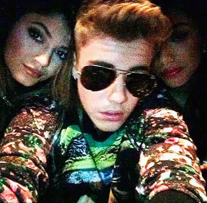 Kylie jenner and Justin Bieber - images - Sugarscape.co