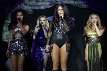 Little Mix performs at the London O2 on the Salute tour - Images - Sugarscape.com