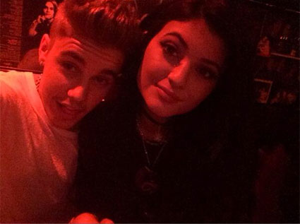 Justin and Kylie