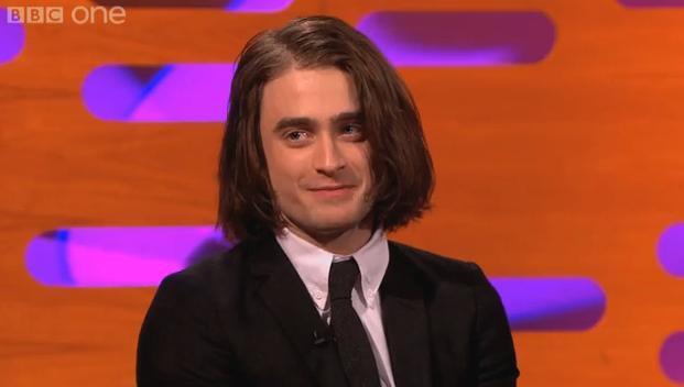 Do S Blah Blah Blog Daniel Radcliffe And The Polyjuice Potion