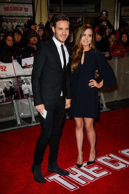 Liam Payne and Sophia Smith have a date night at Class of '92 premiere - Liam Payne and Sophia Smith images - sugarscape.com
