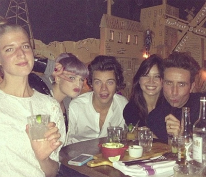Harry styles dating history in Melbourne