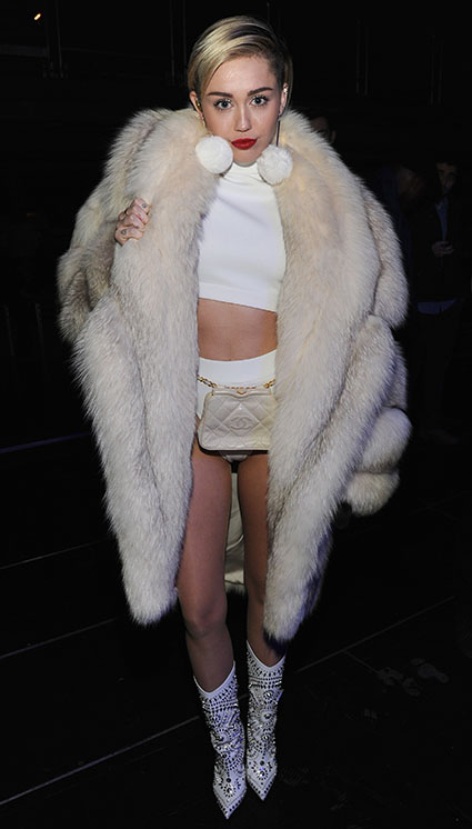 Simon Cowell wanted Miley Cyrus on X Factor USA judging panel? - Miley Cyrus images - sugarscape.com