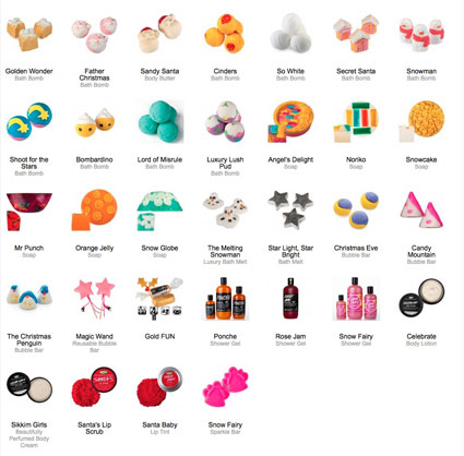 12 days of christmas beauty day 12 win a lush wow gift box worth over 100 softwareakuncreatorblogspotcom