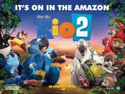 Bruno Mars debuts as Roberto the parrot in Rio 2 - exclusive clip - Images - Sugarscape.com