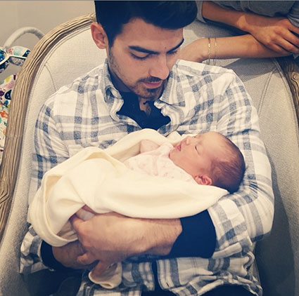 Joe and Alena