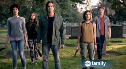 the show which starred tyler blackburn and nicole gale anderson