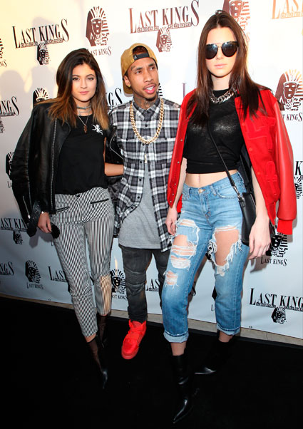 kendall kylie jenner tyga store - kendall jenner images - sugarscape.com