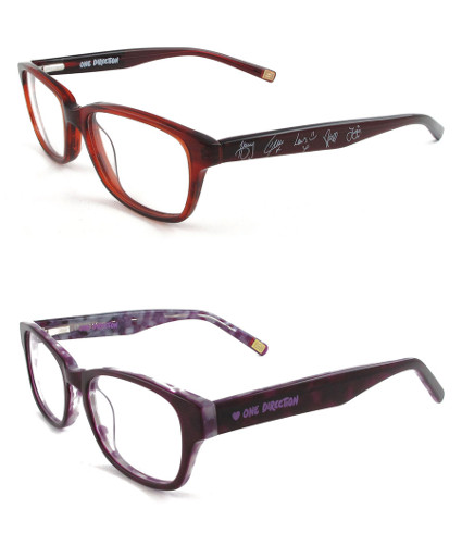 One Direction release exclusive range of girls' glasses - One Direction glasses images- sugarscape.com