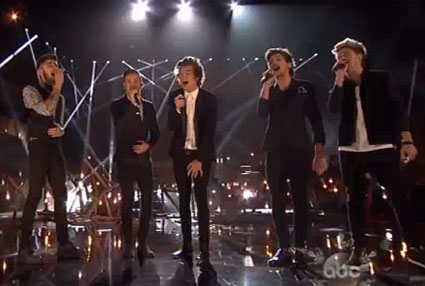 One Direction without autotune - have a listen and a lol - Images - Sugarscape.com