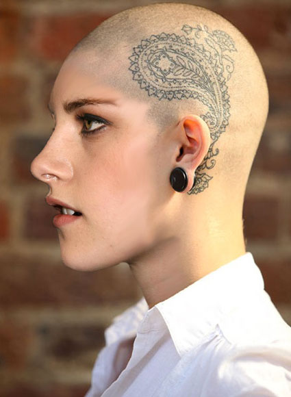 kristen stewart shaved head - kristen stewart images - sugarscape.com