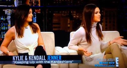 Harry Styles & Kendall Jenner FLIRT at British Fashion